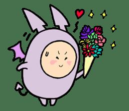 Tensuke&akumaru sticker #547630