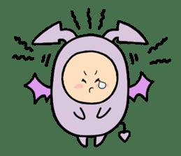 Tensuke&akumaru sticker #547631