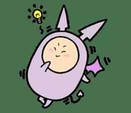 Tensuke&akumaru sticker #547633