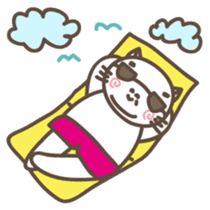 DOSUKOI NYANKO Japanese version sticker #547692