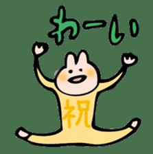 OTSUTOME_USAGI sticker #548204