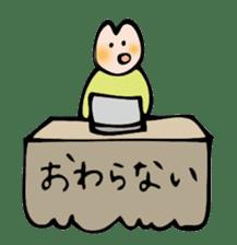OTSUTOME_USAGI sticker #548214