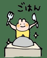 OTSUTOME_USAGI sticker #548222