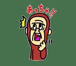 YonagoCity-MonKey sticker #548882
