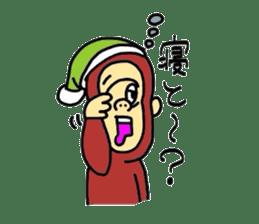 YonagoCity-MonKey sticker #548904