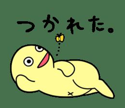 Relaxed morumo sticker #549075
