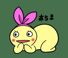 Relaxed morumo sticker #549080