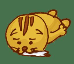funny everyday I'm Poyoneko sticker #549779