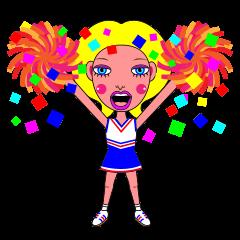 Ms. Yoshiko Series (cheerleader)