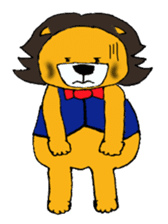 Raimaru kun Lion sticker #551913