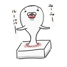 OMOCHI-SAN sticker #552105
