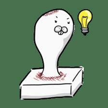 OMOCHI-SAN sticker #552109