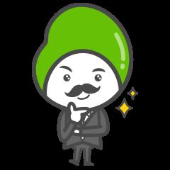 Mr. Broad Bean