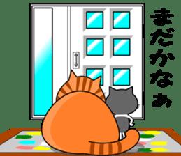 Cat sticker sticker #552337