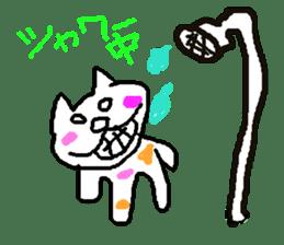 japanese cat mikeneko sticker #552523