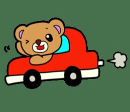 Everyday! Kumami-chan life sticker #553074