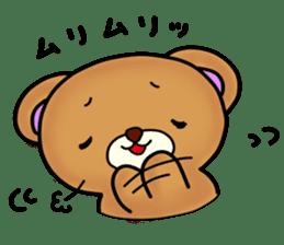 Everyday! Kumami-chan life sticker #553083