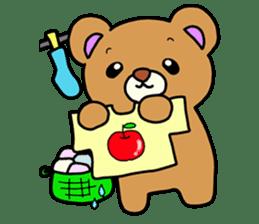 Everyday! Kumami-chan life sticker #553087
