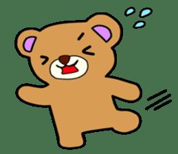 Everyday! Kumami-chan life sticker #553088