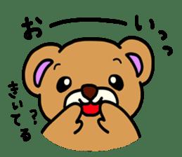 Everyday! Kumami-chan life sticker #553089