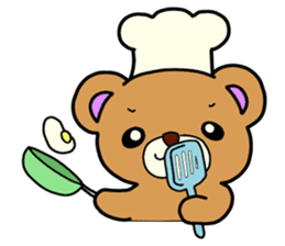 Everyday! Kumami-chan life sticker #553091