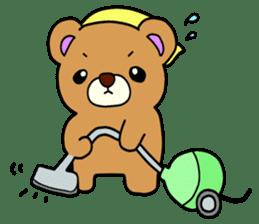 Everyday! Kumami-chan life sticker #553095