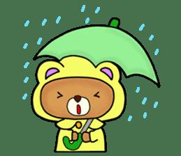 Everyday! Kumami-chan life sticker #553096
