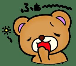 Everyday! Kumami-chan life sticker #553109
