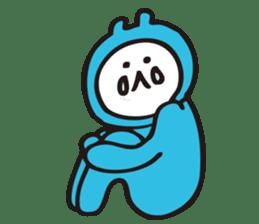 """""""weeeeei""""-san sticker #553844"""