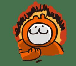 """""""weeeeei""""-san sticker #553855"""