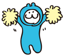 """""""weeeeei""""-san sticker #553857"""