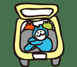 """""""weeeeei""""-san sticker #553873"""