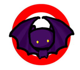 bat life sticker #553995