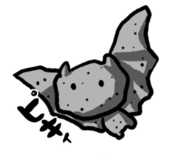bat life sticker #554017
