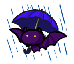 bat life sticker #554023