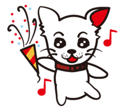 Cute Chihuahua! sticker #554214