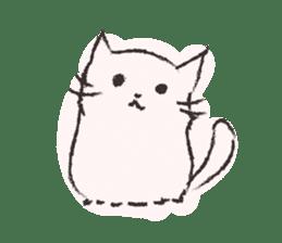 Sumi-Neko sticker #554314