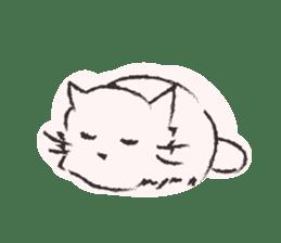 Sumi-Neko sticker #554317