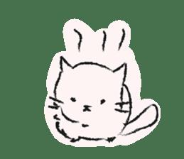 Sumi-Neko sticker #554320
