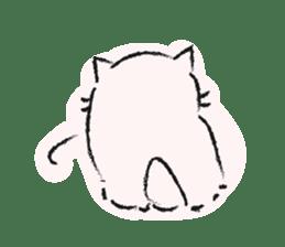 Sumi-Neko sticker #554322