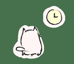 Sumi-Neko sticker #554325