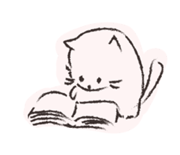 Sumi-Neko sticker #554330