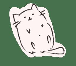 Sumi-Neko sticker #554333