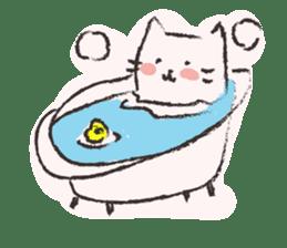 Sumi-Neko sticker #554342