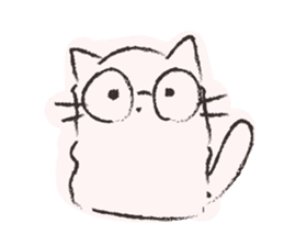 Sumi-Neko sticker #554344