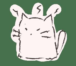 Sumi-Neko sticker #554345