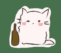 Sumi-Neko sticker #554347