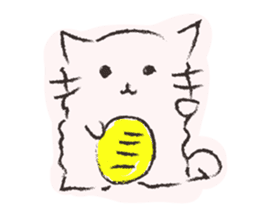 Sumi-Neko sticker #554348