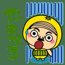 Kumamoto love when crossed Uncle sticker #554476