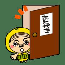 Kumamoto love when crossed Uncle sticker #554484